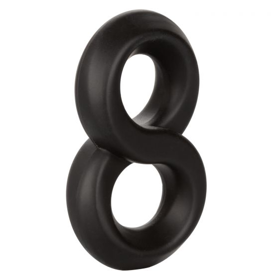 Двойное эрекционное кольцо Ultra-Soft Crazy 8