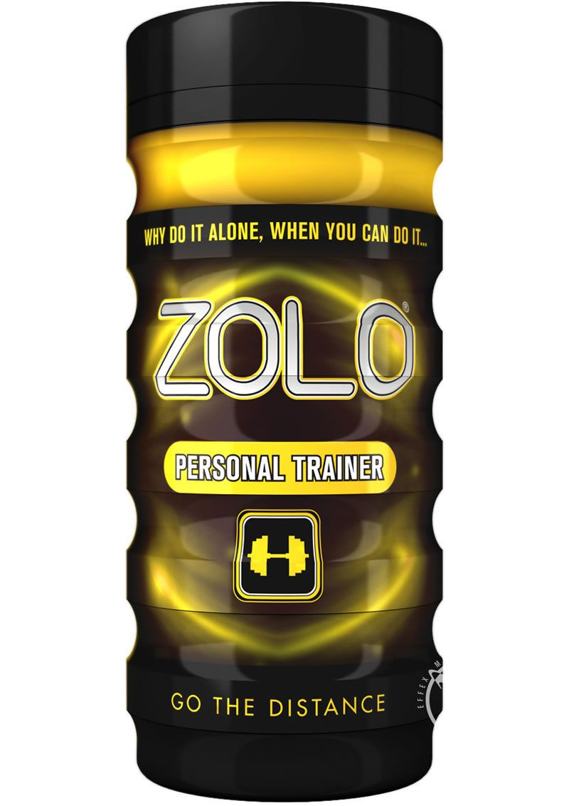 Мастурбатор Zolo Personal Trainer Cup