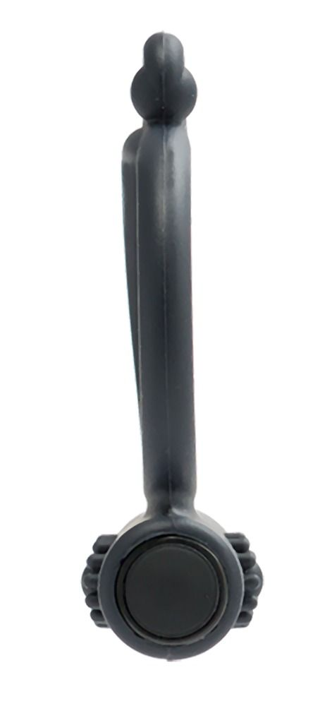 Чёрное виброкольцо VeDO Tork
