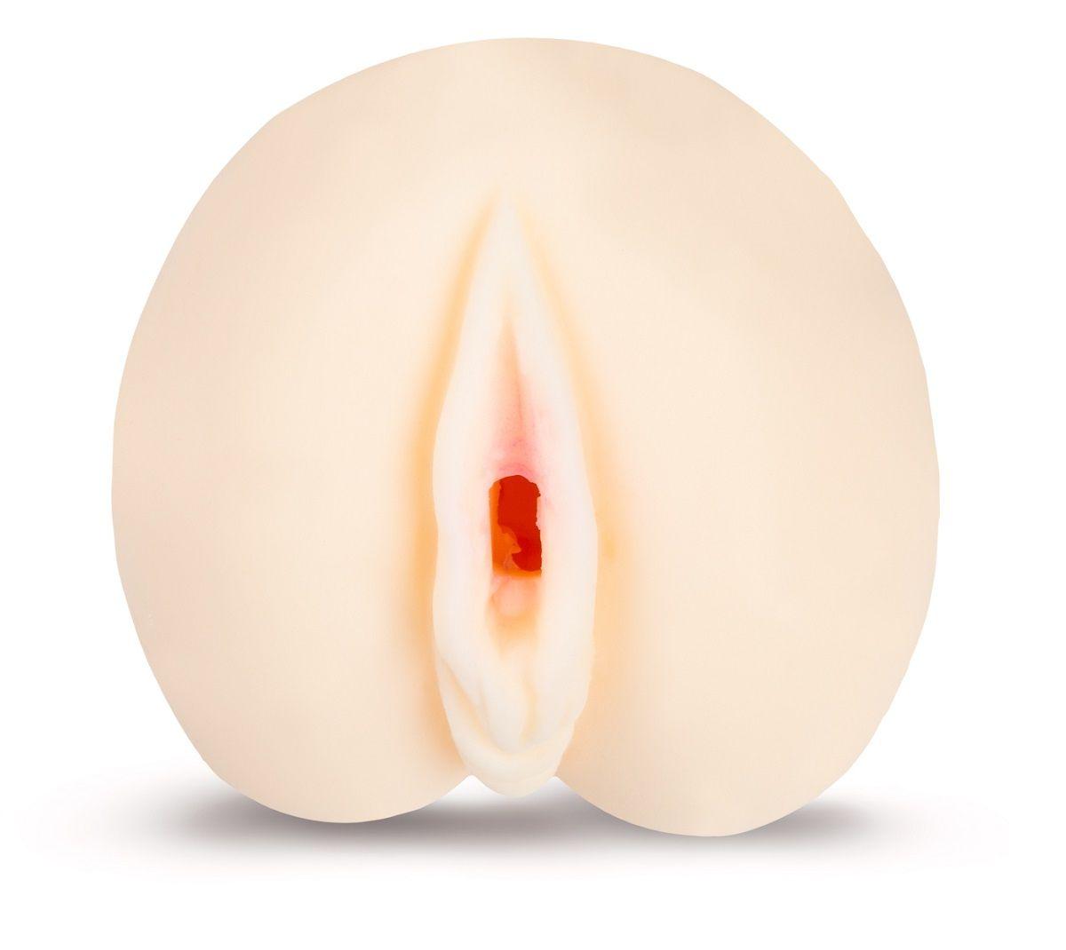 Нежный мастурбатор-вагина