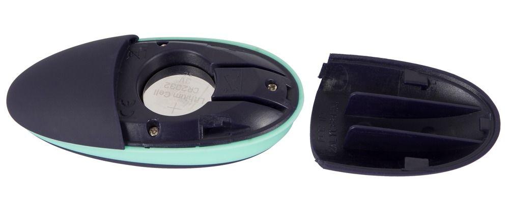 Темно-фиолетовое эрекционное кольцо с вибропулей и пультом ДУ