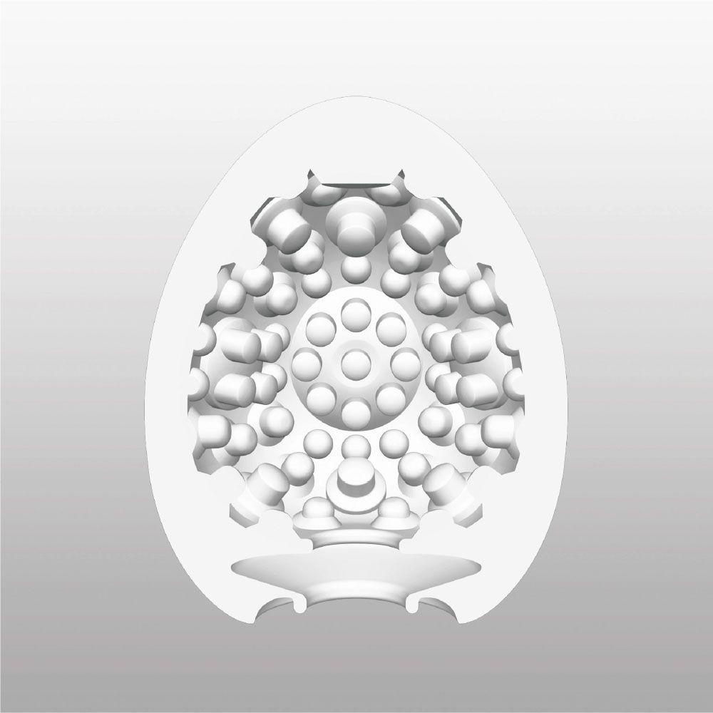 Мастурбатор-яйцо CLICKER
