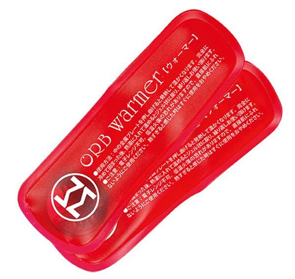 Мастурбатор-вагина с пластинами для нагрева Men sMax ORB warmer