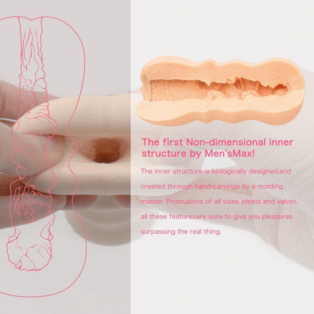 Мастурбатор-вагина Men sMax Feel 4
