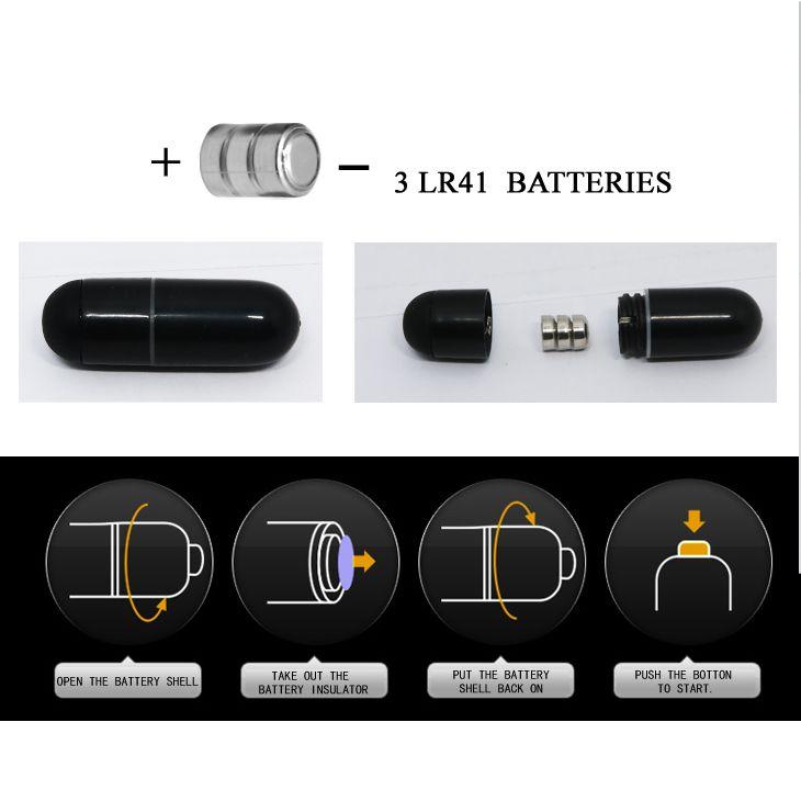 Чёрное эрекционное кольцо с вибрацией и щеточкой для клитора
