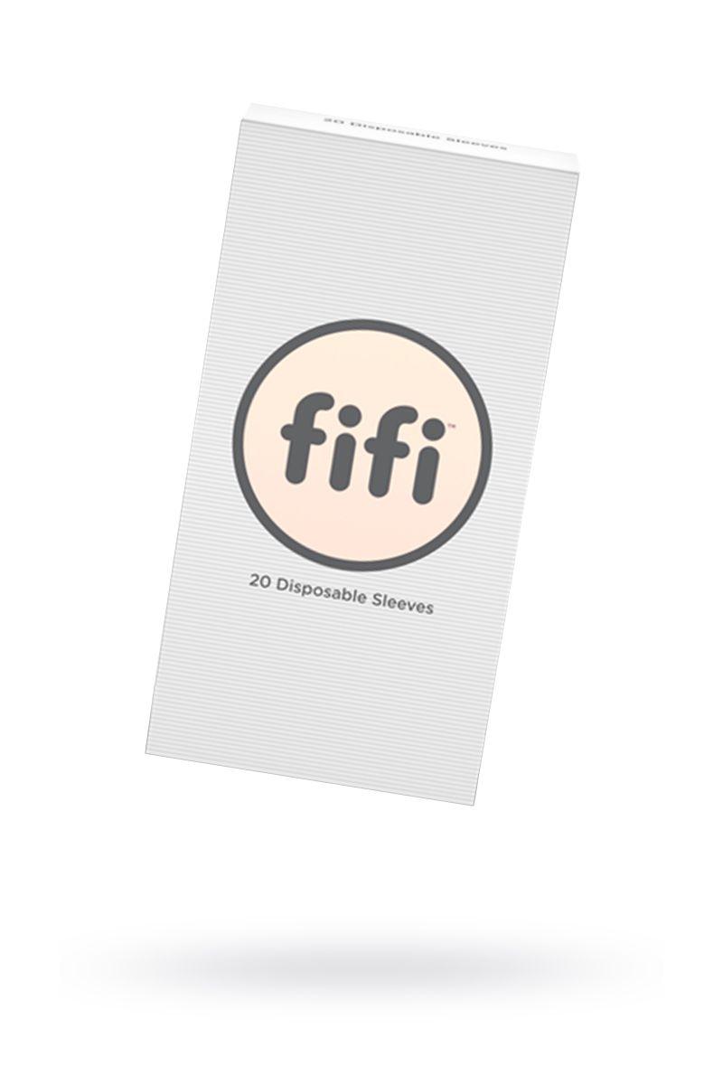 Сменные насадки для мастурбатора FIFI MALE - 20 шт.