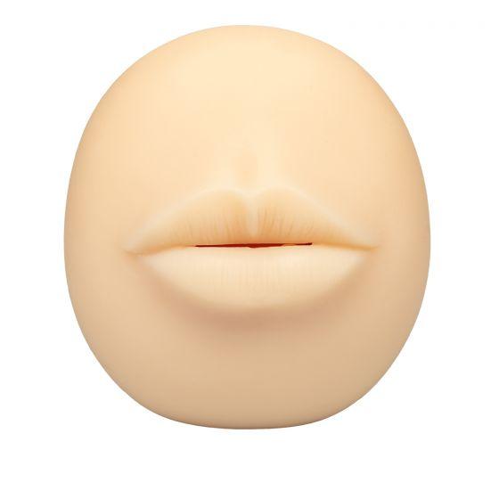 Мастурбатор-ротик закрытого типа Stroke It Mouth