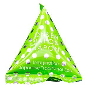 Расслабляющая соль для ванны  Источник Яманака  с ароматом зеленого леса - 20 гр.