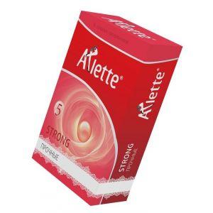 Ультрапрочные презервативы Arlette Strong  - 6 шт.
