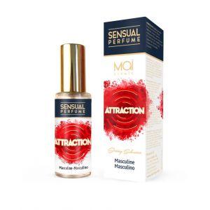 Мужской парфюм с феромонами MASCULINE PERFUME WITH SENSUAL ATTRACTION - 30 мл.