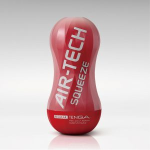 Мастурбатор AIR-TECH Squeeze Regular