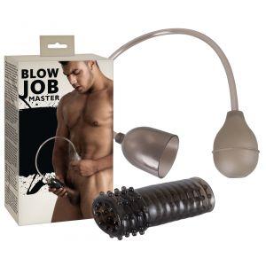 Мастурбатор-помпа Blow Job Master