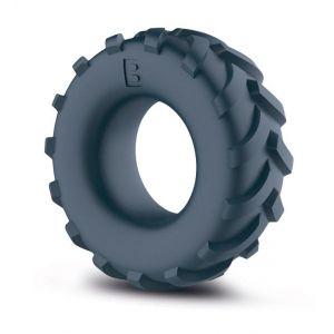 Эрекционное кольцо в виде шины с высоким протектором
