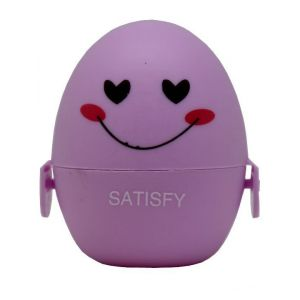 Сиреневый мастурбатор-яйцо SATISFY PokeMon