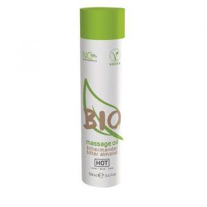 Массажное масло BIO Massage oil bitter almond с ароматом миндаля - 100 мл.